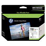 HP 110 Tricolor Original Ink Photo