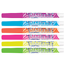 EXPO Washable Dry Erase Markers Assorted