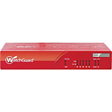 WatchGuard XTM 33 Firewall Appliance