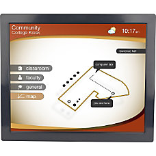 Planar LA1950RTS 19 LCD Touchscreen Monitor