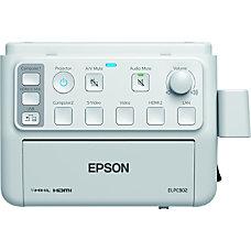 Epson PowerLite Pilot 2 ELPCB02 Connection
