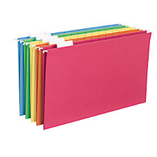 Smead Hanging File Folders Legal Size
