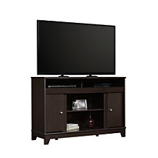 Sauder Camarin Credenza Entertainment Center For