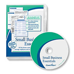 ComplyRight Small Business Essentials CD ROM