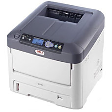 Oki Data C711dtn Color Laser Printer
