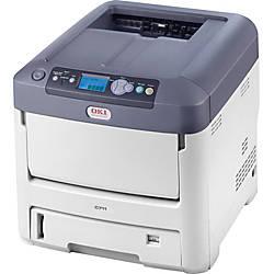 Oki Data C711n Color Laser Printer