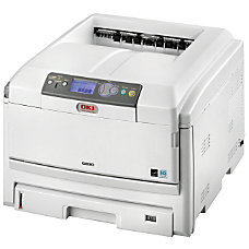 Oki C830N COLOR LED PRINTER