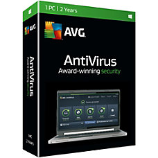 AVG AntiVirus 2016 1 User 2