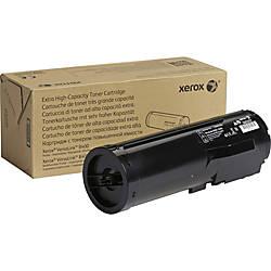 Xerox Original Toner Cartridge Black