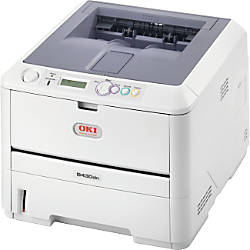 Oki B430DN LED Printer Monochrome 1200