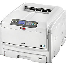 Oki C830DTN LED Printer Color 1200