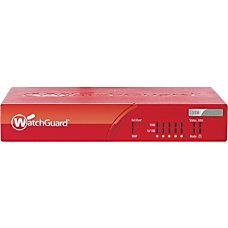 WatchGuard XTM 33 W Firewall Appliance