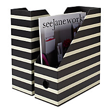 See Jane Work Paperboard Magazine File