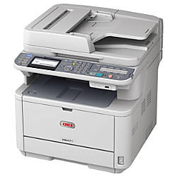 Oki Data MB471 Multifunction Laser Printer