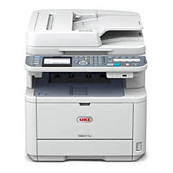 Oki Data MB491 Multifunction Laser Printer