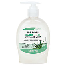 Highmark Aloe Liquid Hand Soap 75