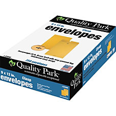 Quality Park Clasp Envelopes 90 9