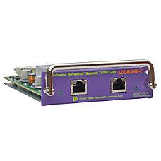 Extreme Networks XGM2 2bt 10 Gigabit