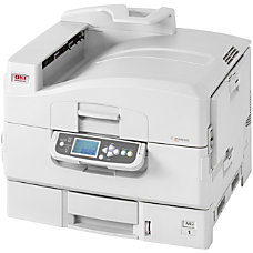 Oki C9650HN LED Printer Color 1200