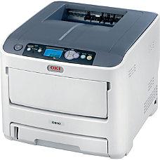 Oki C610DN LED Printer Color 1200