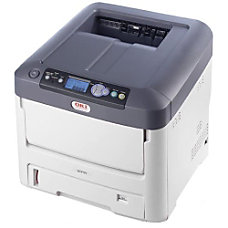 Oki C711DTN LED Printer Color 1200