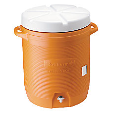 Rubbermaid Water Cooler 5 gal Polyethylene