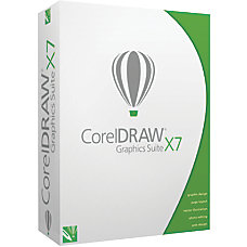 CorelDRAW Graphics Suite X7 Full Version