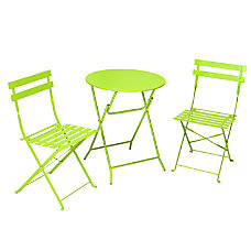 Cosco Folding Bistro Patio Table And