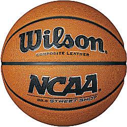Wilson NCAA Street Shot