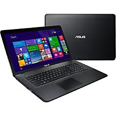 Asus K751MA DS21TQ 173 Touchscreen Notebook
