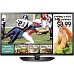 LG EzSign TV LED Commercial Widescreen