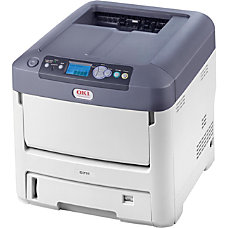 Oki C711N LED Printer Color 1200