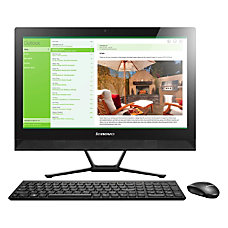 Lenovo C40 F0B5000GUS All in One
