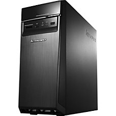 Lenovo H50 90BH001VUS Desktop Computer AMD