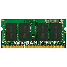 Kingston 8GB 1600MHz DDR3 Non ECC