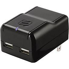 Scosche reVOLT h2 2 Port USB