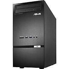 Asus K30BD US002S Desktop Computer AMD