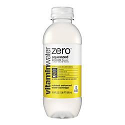 Glac au vitaminwaterzero Squeezed 169 Oz