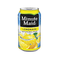 Minute Maid Lemonade 12 Oz Pack