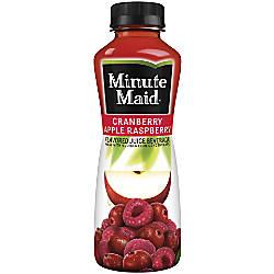 Minute Maid Cranapple Raspberry Drink 152
