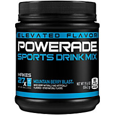 POWERADE Mountain Blast Energy Powder 196
