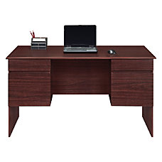 Altra District Double Pedestal Desk 30