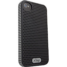 iFrogz iPhone Breeze Cover Black Silver
