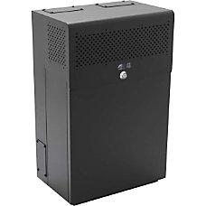 BlackHawk Labs MiniRaQ Secure Rack Cabinet