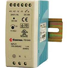 Comtrol PS1040 Proprietary Power Supply