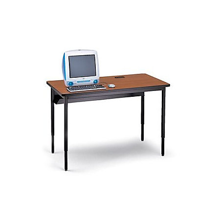 Bretford quattro qwtcp2448 computer desk by office depot officemax - Office max office desk ...
