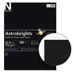 Astrobrights Laser Inkjet Print Card Stock