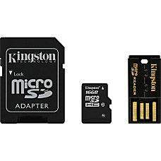 Kingston MBLY10G216GB 16 GB microSDHC