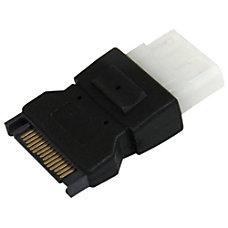 StarTechcom SATA to LP4 Power Cable