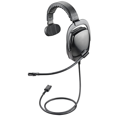 plantronics shr2082 01 headset by office depot officemax. Black Bedroom Furniture Sets. Home Design Ideas